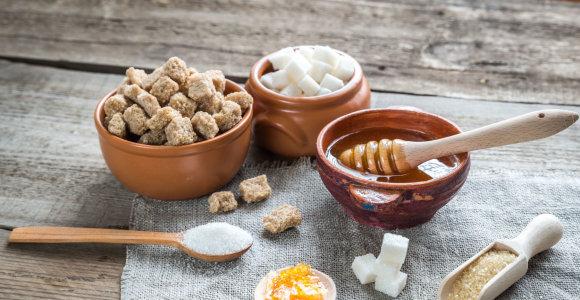 Mitybos specialistas A.Sujeta: pridėtinio cukraus yra beveik visuose kasdieniuose produktuose