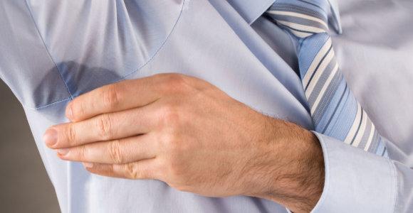 Prakaitavimas – ne tik kūno apsauga, bet ir bėda. Specialistų patarimai