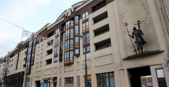 A.Armonaitė registravo Statuto pataisą, kad būtų atsisakyta Seimo viešbučio