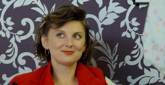 """Aktorė Agnė Kaktaitė: """"Ėjau į biblioteką, o patekau į bokso salę"""""""