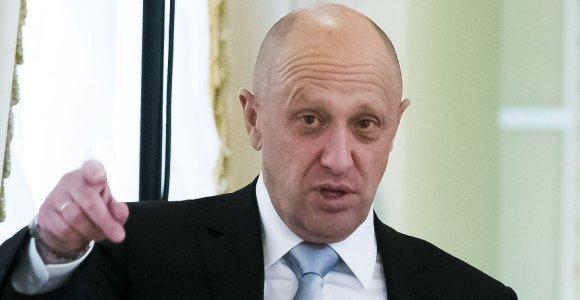 Seimo komitetas prašys URM pasistengti, kad J.Prigožinas atsidurtų ES sankcijų sąraše