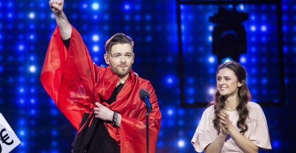 """Netyla diskusijos apie """"Euroviziją"""": kur nukeliauja už atrankos žiūrovų balsus surinktos lėšos?"""