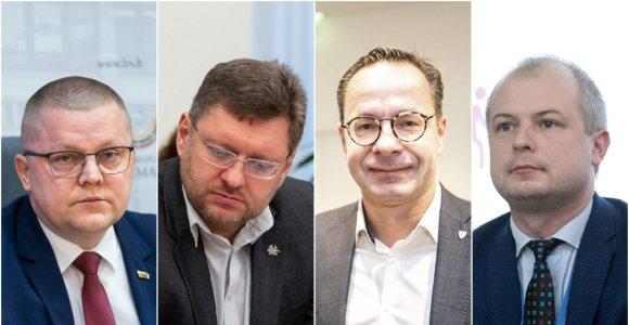 Keturiems Seimo nariams grasina uždrausti vykti į komandiruotes