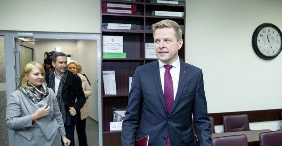 Remigijus Šimašius ieško kandidatų į Vilniaus tarybą – tereikia užpildyti anketą