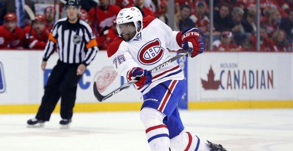 NHL absoliutus lyderis patyrė trečią pralaimėjimą
