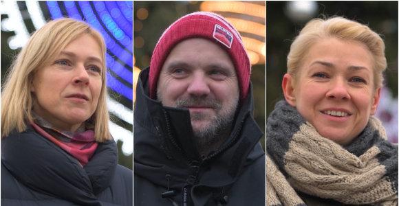 Lietuvos aktoriai atskleidė mylimiausias Kalėdų tradicijas