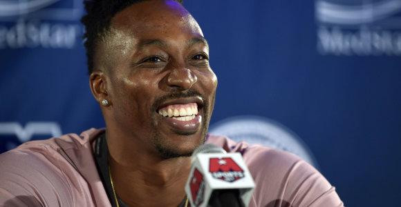 """Atsivėrusią skylę po krepšiu """"Lakers"""" ruošiasi kamšyti jau patikrintu variantu"""
