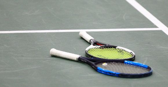 Pirmą kartą: Lietuvos teniso čempionate – 5 tūkst. eurų prizinis fondas