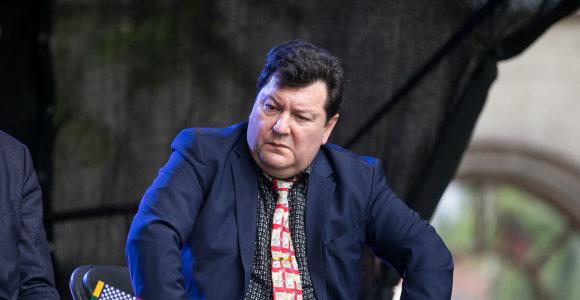 Pranešimą apie B.Nemcovo nužudymą ET rengiančiam E.Zingeriui uždrausta patekti į Rusiją