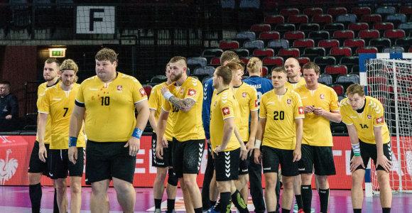 Lietuva pretenduos surengti Europos rankinio čempionatą