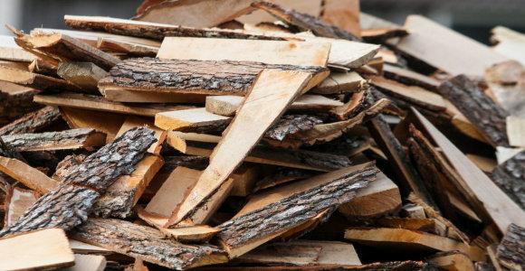 Krenta medienos kainos