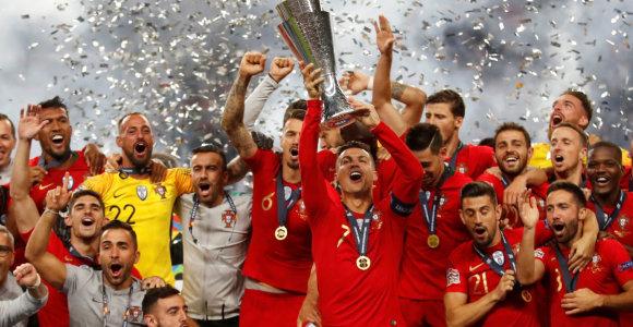 """""""Euro 2020"""" burtai: mirtininkų grupėje – žemyno ir planetos čempionai bei Vokietija"""