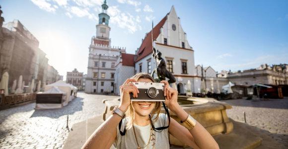 Po užsienį keliavę Lietuvos gyventojai pirmąjį pusmetį išleido 479 mln. eurų
