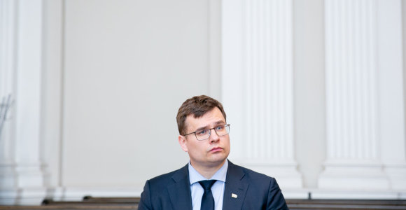L.Kasčiūnas išrinktas ESBO Parlamentinės Asamblėjos pagrindiniu pranešėju politikos ir saugumo klausimais