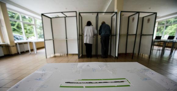 Pradėtas ikiteisminis tyrimas įtakos EP rinkimų rezultatams neturės