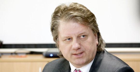 S.Čaplinskas teismo prašo pripažinti, kad žodžiai apie užsikrėtusius ŽIV buvo iškraipyti