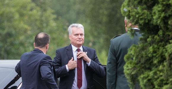Prezidentas su ministrais aptars Astravo AE paleidimą, saugumo situaciją regione