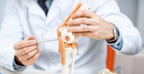 """Gydytojas T.Sveikata: """"Sąnarius keičiame ir 100-mečiams pacientams, nes amžius – tik skaičius"""""""