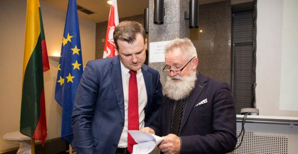 Šeštadienį baigiasi Socialdemokratų partijos pirmininko rinkimai