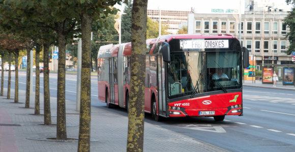 Vilniečiai džiaugiasi atsinaujinusiu viešuoju transportu – kokybei skyrė aukštus balus