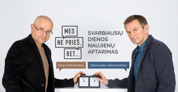 """""""Mes ne prieš, bet..."""": Matijošaičių UAB """"Kaunas"""", bedarbis partijos lyderis G.Paluckas ir kiti rinkimų nuotykiai"""