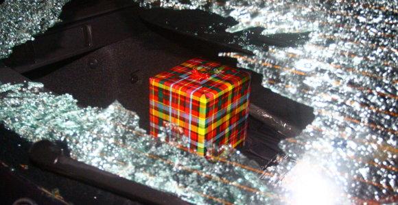Kauno policija nustebusi: sulaikytas automobilius apvogęs vyras, bet apvogtieji nesiskundė
