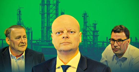 Gerų santykių su Lenkija kaina – milijonai naftos koncernui ir parama premjero aplinkai