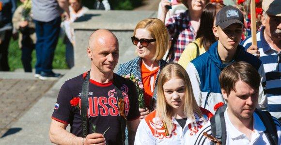 Prof. A.Nikžentaitis: Gegužės 9-osios minėjimas Vilniuje yra savotiškas jaunimo protestas