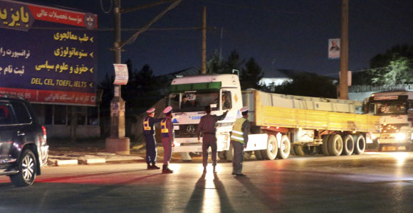 Kabulas ir kelios Afganistano provincijos po diversijos liko be elektros