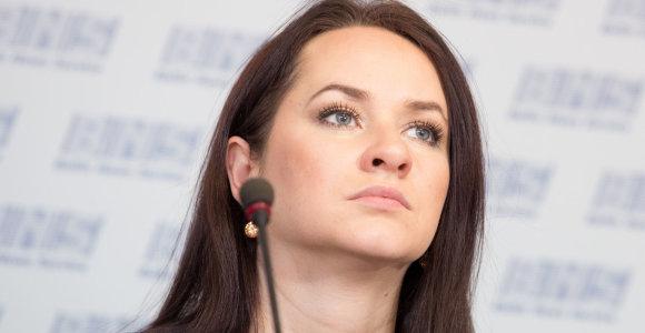 Trišalės tarybos pirmininke išrinkta Inga Ruginienė