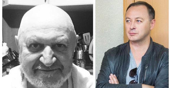 Skaudi netektis Aisčio Mickevičiaus šeimoje: mirė aktoriaus tėvas