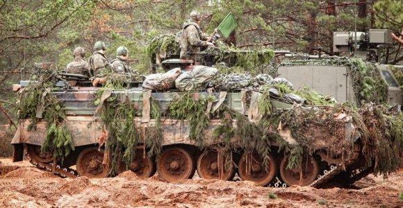 Pėstininko užrašai: para rimtoje karinėje operacijoje