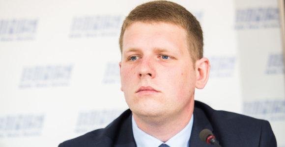 Mantas Zakarka: Latviai su estais kariauja akcizo karus, o mums tai nerūpi