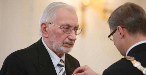 Mirė Šv. Adalberto – LDK riterių ordino įkūrėjas Ričardas Algimantas Kliučinskas