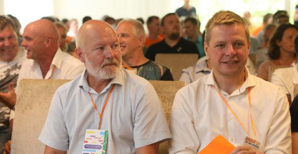 E.Gentvilas: savivaldos rinkimuose R.Šimašius nori dalyvauti su visuomeniniu komitetu