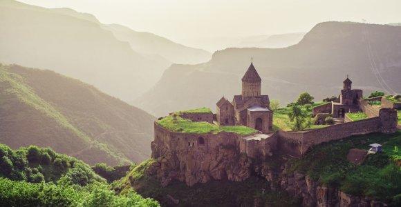 Nojaus žemė: Armėnijos istorija ir kultūra