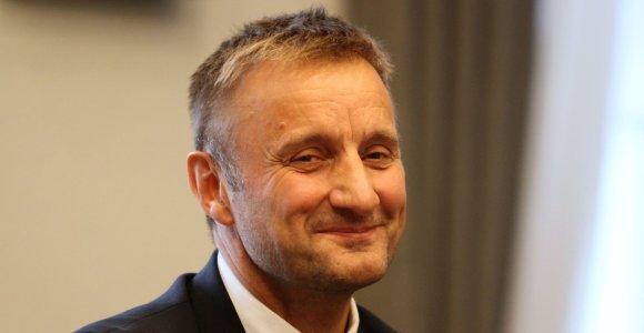 Šiaulių meras teismui apskundė tarybos sprendimą dėl interpeliacijos