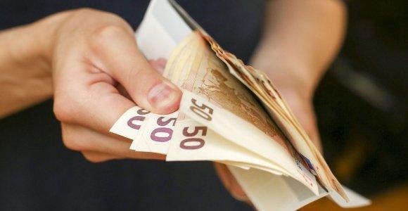 Nėra iš ko didinti valstybės remiamų pajamų: bliūkšta koalicijos pažadai?