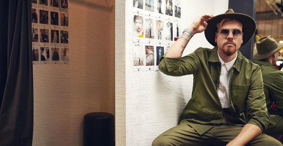 Dizainerio R.Kalinkino patarimai: jei iš burnos sklinda nesąmonės, jokia apranga nepadės