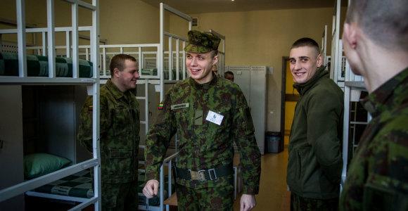 15min iniciatyva: Kęstučio bataliono kariams dovanojame modernias erdves poilsiui ir edukacijai