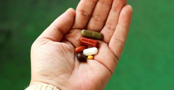 SAM primena: paskirtus receptinius vaistus senjorai gali įsigyti neišvykę iš namų