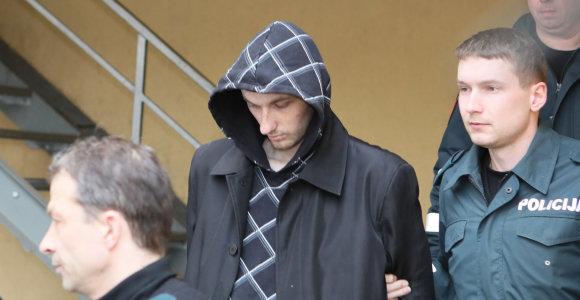 Teismo verdiktas šeimą išžudžiusiam E.Anupraičiui – stebės psichiatrijos ligoninėje