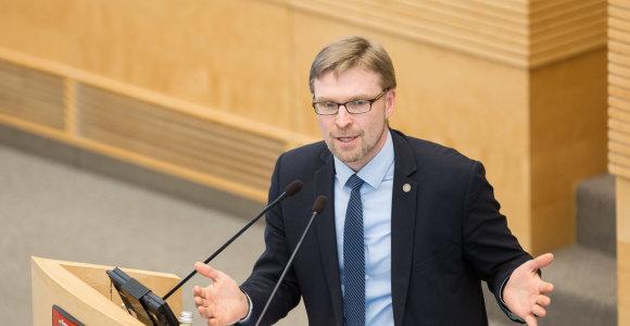 L.Kukuraitis po audito dėl neskaidrių pirkimų: bus patikrinimai įtariamose įstaigose