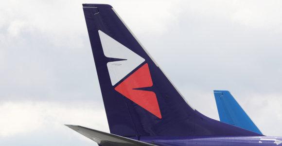 Rusijoje pavėlavęs keleivis pranešė apie lėktuve esą padėtą bombą