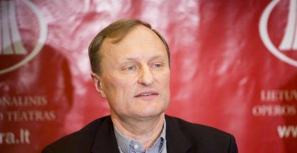 Teismas atmetė G.Kėvišo prašymą grąžinti jį į teatro vadovo pareigas