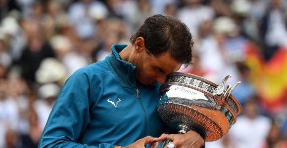 """""""Roland Garros"""" burtai: favoritai ir įdomiausi susitikimai"""