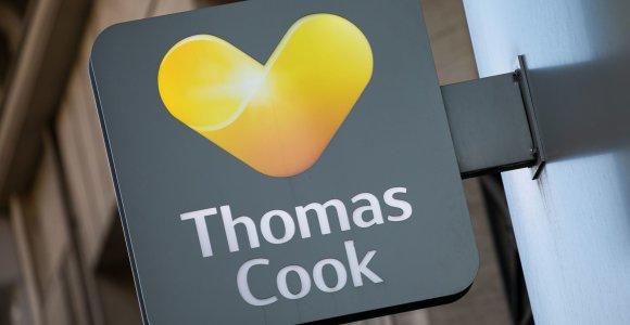 """""""Thomas Cook"""" vadovas neatsakė, ar grąžins įspūdingo dydžio premiją"""