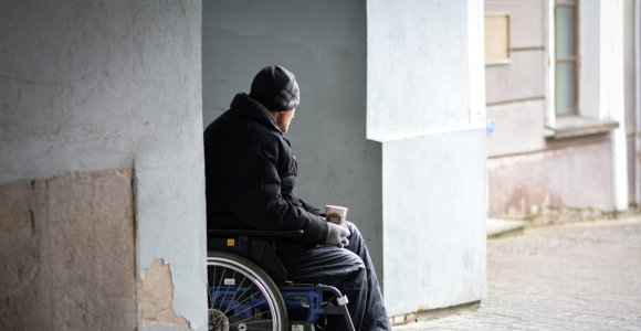 A.Sysas: po metų skurdas gal išliks tokiame pačiame lygyje, bet atskirtis tik didės