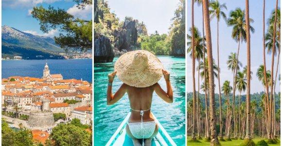 Išrinktos geriausios pasaulio salos: TOP10 – keturios, esančios Europoje