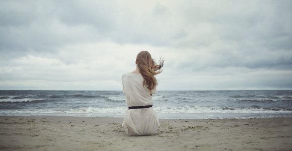 """Liucijos istorija: """"Kai sirgau depresija, man atrodė, kad žmonės keliasi ryte, norėdami numirti"""""""